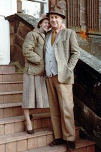 Mr and Mrs Strutt